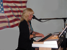 Denise Roggio at VFW 1795 Bridgeton, NJ