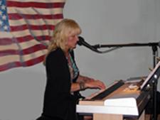Denise Roggio at VFW 1795 Bridgeton, NJ