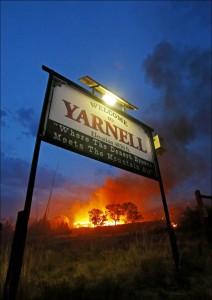 Yarnell Hill Fire, Yarnell, AZ