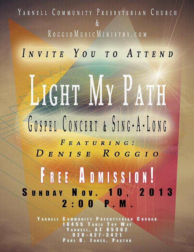 Denise Roggio Gospel Concert