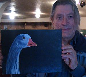 Bill Chapln: Artist