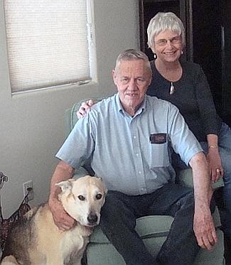 Barb & Wayne Schlegel